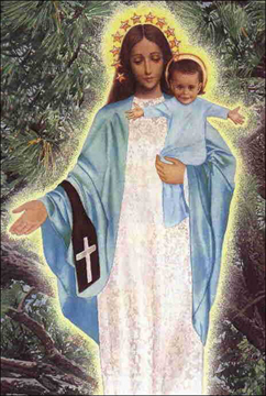 Image result for our lady of garabandal